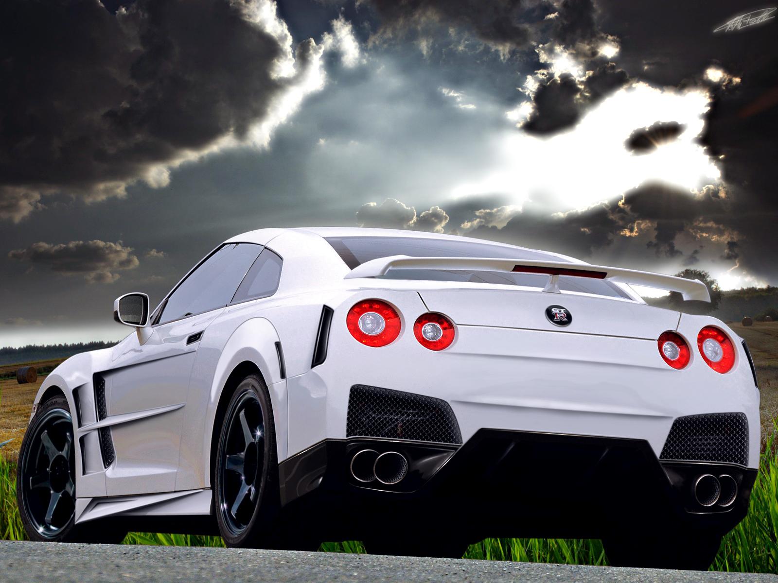 Nissan GT-R.O.N. by 7RON7