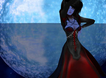 dance under the moon by lexilexus8