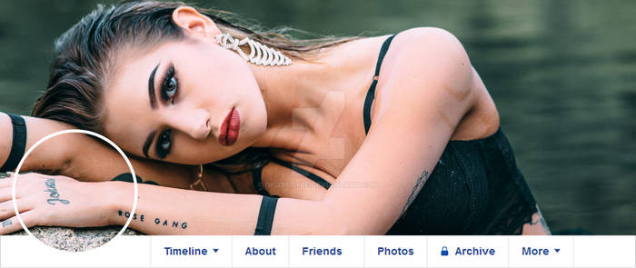 Facebook Seamless Cover and Profile Images Maker