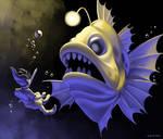 Link's Awakening - Angler Fish