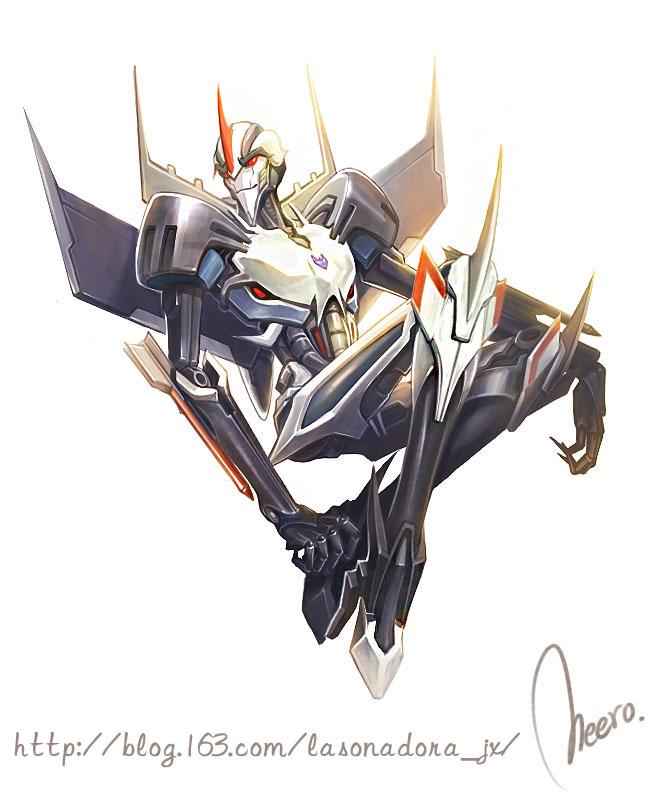 [Pro Art et Fan Art] Artistes à découvrir: Séries Animé Transformers, Films Transformers et non TF - Page 10 Tfp_starscream_by_h_e_e_r_o_y_u_y-d51qhd5