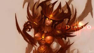 Diablo III _Leah
