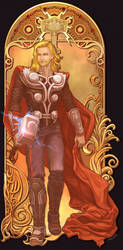 Avengers_thorki_Thor by H-E-E-R-O-Y-U-Y