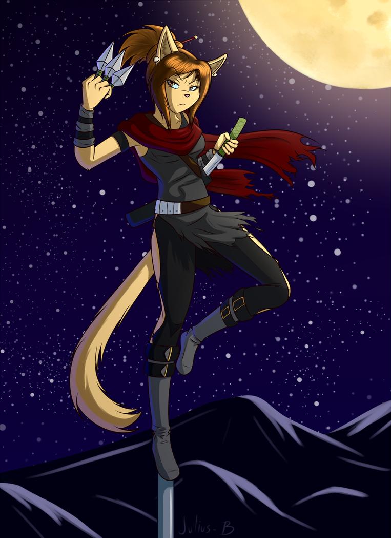 Ninja Tanner by Julius-B