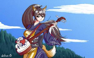 A - Wandering Musician