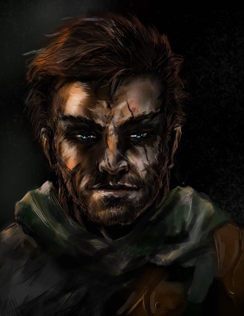 Ragnar The Rogue by zhenderson