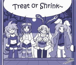 Treat or Shrink