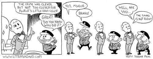 Poirot Comic 7 by Amohs