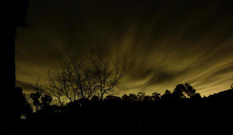 Night Sky by raumasy