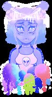 My cute alien gurl