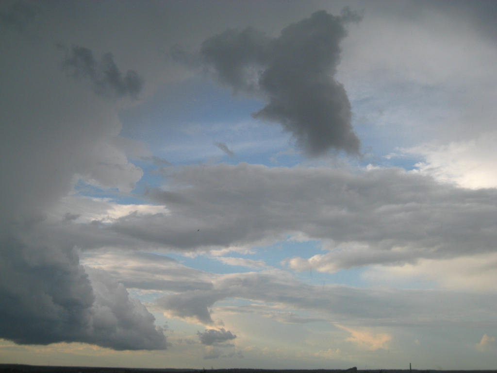 wallpaper clouds grey