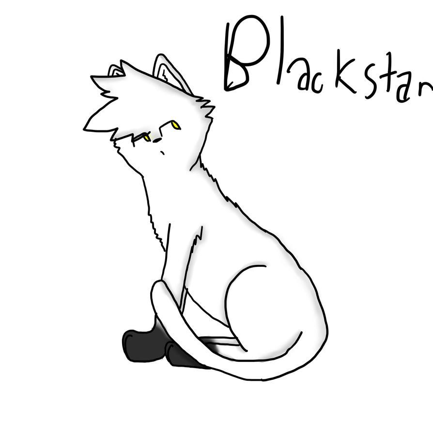 warrior cats blackstar   viewing gallery
