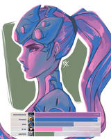 Widowmaker by Kryoxity