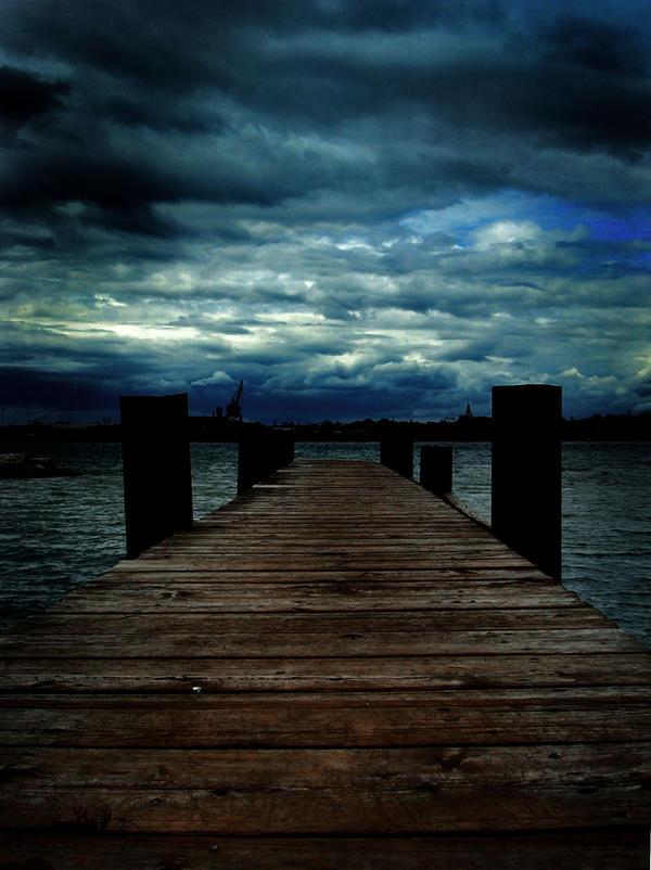 Pathway to Oblivion by artisticatedivy