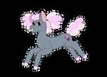 Sugar Plum Fairy Floss: NG Bio by Spikeanator