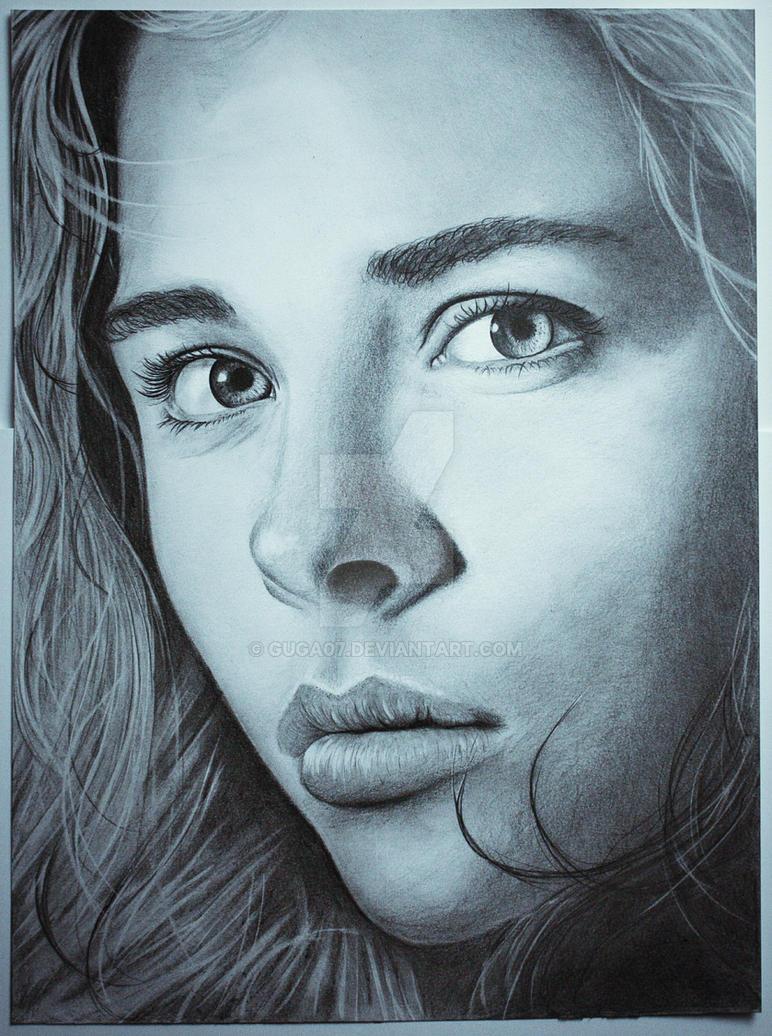 Chloe Grace Moretz by guga07