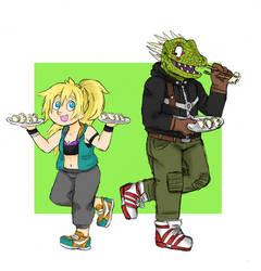 Nikaido and Kaiman