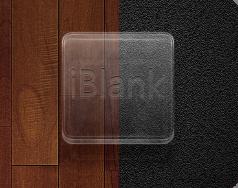 iBlank - Transparent - Jaku Theme on iOS by iGeriya
