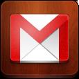 Gmail Icon Jaku Style by iGeriya