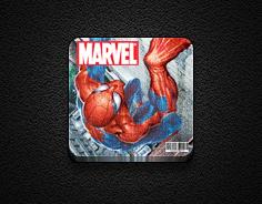 Marvel Comics App - Jaku theme For iPhone/iPod by iGeriya