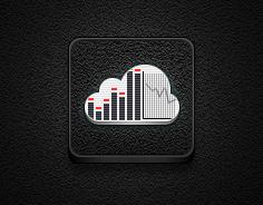 SoundCloud - Jaku theme for iPhone/iPod by iGeriya
