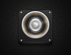 Boomer icon v2 - Jaku theme for iPhone/iPod by iGeriya
