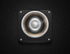 Boomer icon v2 - Jaku theme for iPhone/iPod by iGeriya
