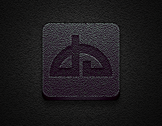 Deviant art app Icon for Jaku theme on iPhone/iPod by iGeriya