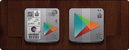 Google Play Store - Jaku Theme for Android Devices by iGeriya