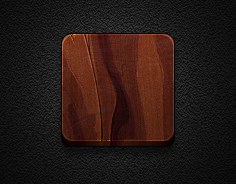 Wooden Base #19 - Complementary Icon by iGeriya
