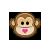 Icon Free  Monkey by NekoChstr