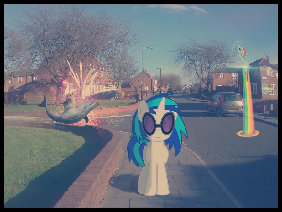 pony street by NekoChstr