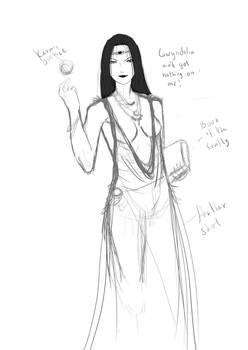 Dark Souls: Velka Goddess of Sin (WIP)