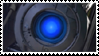 Portal 2: Wheatly Stamp by Wynau-ru