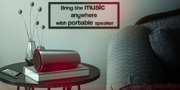 Best-bluetooth-speaker-under-200 by ScopePrice