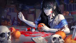 Harvest 03 - Blood Orange