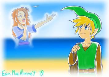 Link's Awakening by KudoTsurugi
