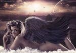 Angel by uillsam