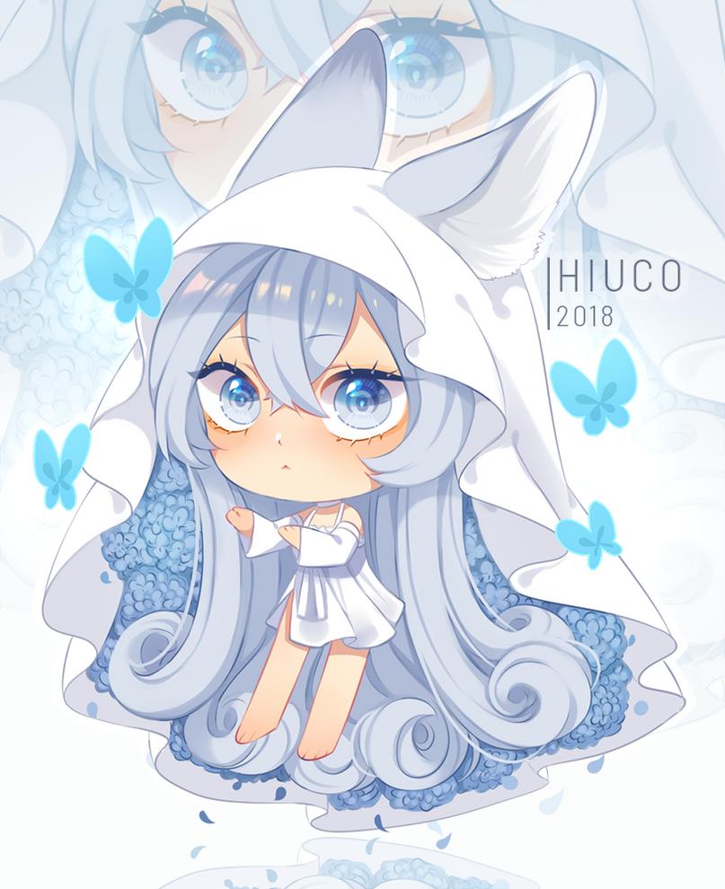 Chibi Angea~ by hiuco