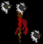 Fan-Wu : The Staff of Lycaos