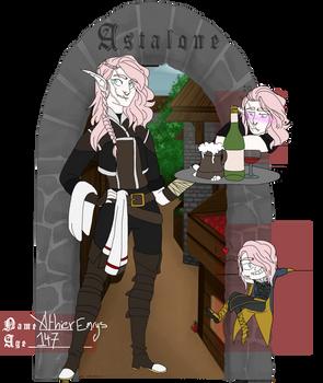 [Astalone] Athier Emrys