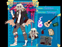 [FS] Nickolai the Hobo Bat