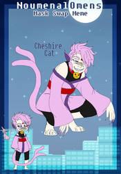 [P-NO] Mask Swap - Cheshire Cat