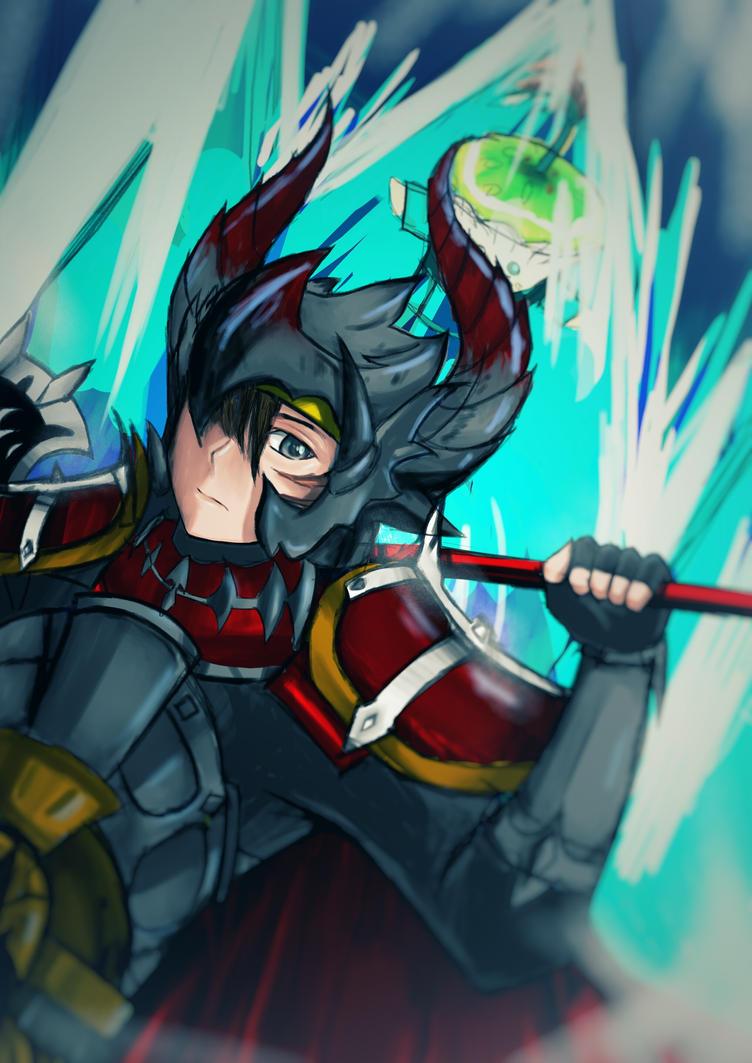 Spike by KenijiSou