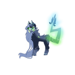 Rune pony [ Aries ]