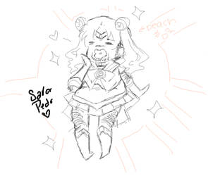 :: Sailor Pedo :: by i-heart-hikaru