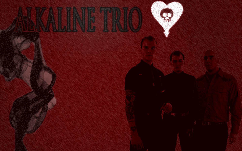 Alkaline Trio - Red by Havix00