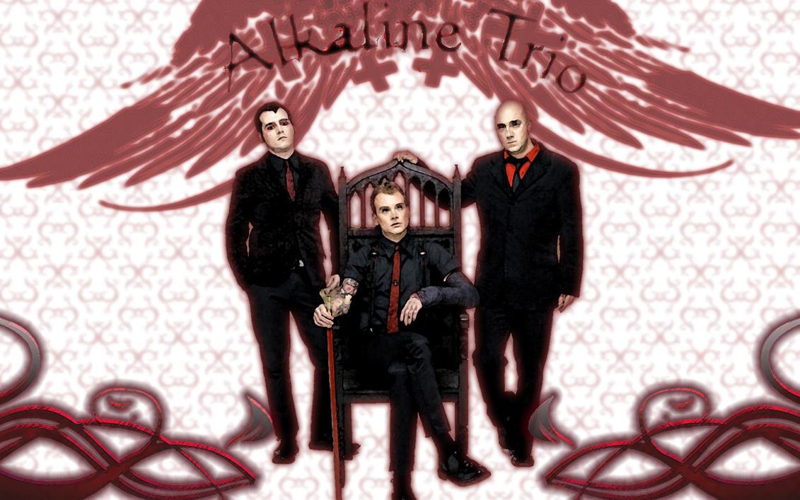 Alkaline Trio - White by Havix00 ...