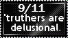Nine Eleven truthers by JediSenshi