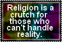 Religion is by JediSenshi